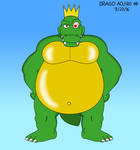 King K. Rool (alt.) by TUFFDrago