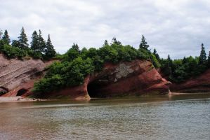 St-Martins sea caves 5 by LucieG-Stock