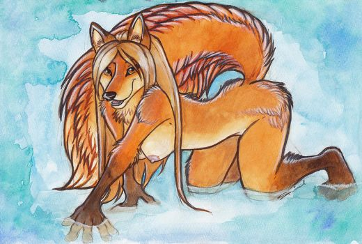 Vixen Seasons: Summer by shiverz