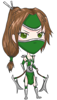 Akali by Picchy