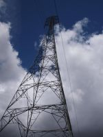 Transmission tower by Brianetta