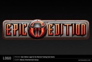 Epic Edition Logo for Warlord by natebarnes