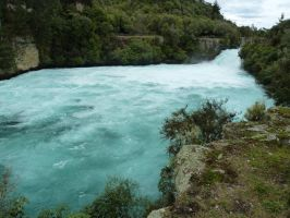 Huka Falls 3 by raindroppe