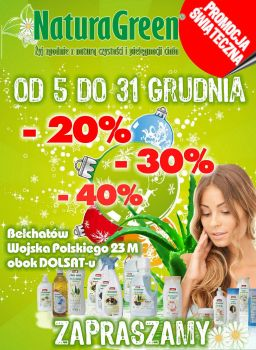 Xmas Sale Naturagreen by damid