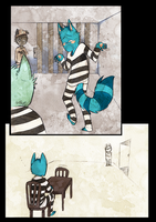 RaccoonBrothers::Page046 by TotemEye