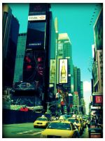 Near Times Square by SeiMissTake