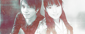 Taiga and Hikaru banner by Bellelion