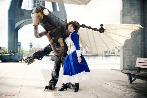 Bioshock Infinite by fizzykat