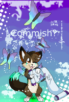 +:Commission:+ by Kitsune-wolf