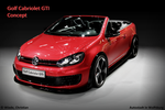 VW Golf Cabriolet GTI Concept by Xadron