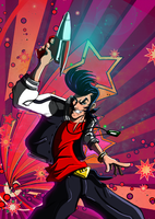 Space Dandy by Jonny5Alves