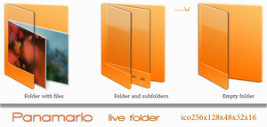 Panamario - live folder. by tchiro