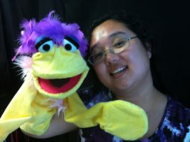 Meet My Muppet! by Diana-Huang