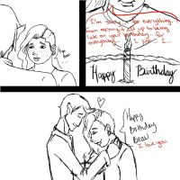 Happy Belated Birthday by BRAY-Inque
