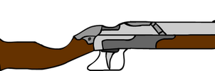 Mercenary's Grenade Rifle by Alozec