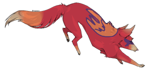 100 Themes - Wolf Adopt - Adopted by Feralx1