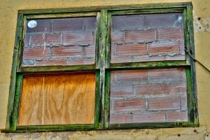 What will be behind this window wall? by forgottenson1