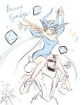 [LOL] Frozen Syndra~(Draft) by beanbean1988