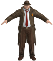 DCUO - Harvey Bullock by TRDaz