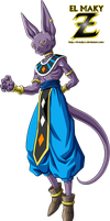 Bills/Beerus by el-maky-z