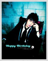 HBD to YH _ 02 by Xenon25