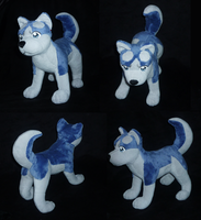 GDW Weed plush: finished by goiku