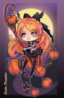 Sailor Pumpkin by StarMasayume