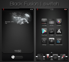 Black Fusion by ryan1mcq