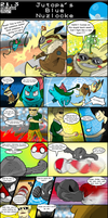 Jutopa's Blue Nuzlocke - Chapter 21- Page 3 by Jutopa