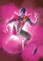 Nightcrawler by charco