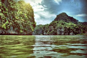 Going to James Bond Island by olivetty