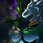 Iconz Batch 5 by bladebandit