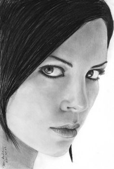 Aeon Flux by Cast-al-ia
