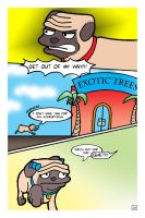 Awesome Pug Is Awesome! Page 10 by LapisRabbitComics