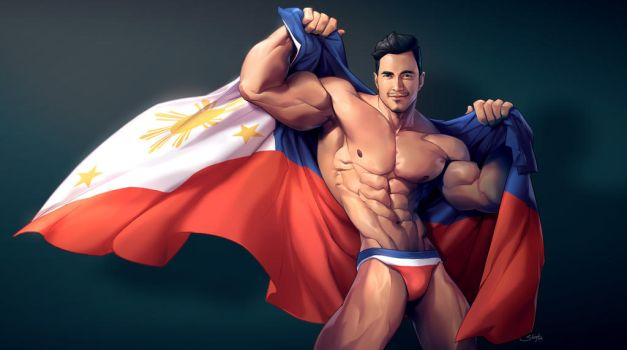 Happy Independence Day, Philippines! by silverjow