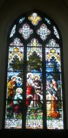 Denver Cathedral Window 23 by Falln-Stock