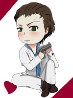 :.:L4D2:.: Nicholas chibi by LonesomeTimelord