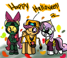 Happy Nightmare Night! by ZoruaAWESOME