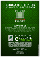 Prison Education Project by kr8v