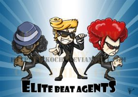 Elite Beat Agents by Mikochi