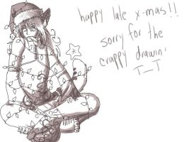 crappy gift sorry n_nu by okani