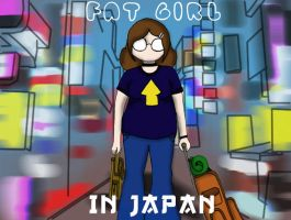 Fat Girl In Japan by DefectiveCandy
