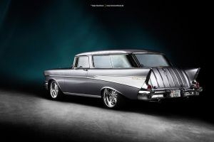 1957 Nomad by AmericanMuscle