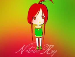 Chibi Natalie Ray by LilMissJulianne