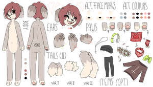 blacky official ref by eobe