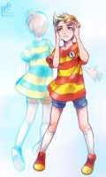 [mother3] Hear me, Claus by Edo--sama