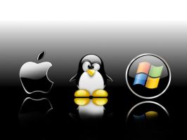 mac linux windows by cdooginz