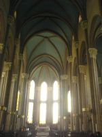 Saint Anthony Cathedral by Erymnys