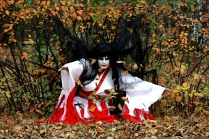 Cosplay Inugami Circus Dan3 by MonkeyDKiba