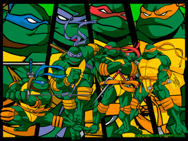 Especial TMNT by Sauron88